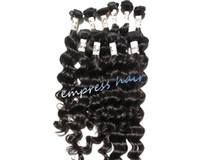 Deep Wave Brazilian Hair Human Hair Brazilian Virgin Hair Deep Wave Grade 5A Can Be Dyed Or Bleached Again