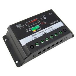 S5Q 20A PWM панели солнечных батарей Регулятор контроллер заряда 12В / 24В Автоматическое переключение BOC AAACAY от Производители панели солнечных батарей регулятора контроллер заряда