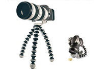 Wholesale Small Medium Large Flexible Octopus Bubble Tripod Holder Stand for Digital Camera Hot Sale