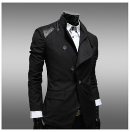 Free Shipping - Men's leisure suits men Slim small suit fashion suit jacket