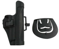 Wholesale New type Blackhawk CQC Airsoft P226 hard plastic tactical holster Black
