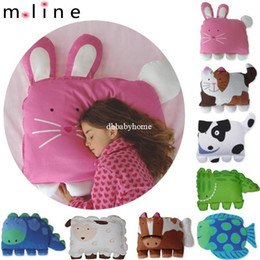 Wholesale children pillowcase Cartoon animal shaped pillow pillowcase pillowcases pillow against