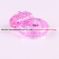 TPR Dia:3.3cm Individually Wrapped Free shipping 30pcs lot sex products adult toys butterfly vibrating cock ring vibrator locking delay penis rings XQ-007