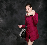 Wholesale NEW Ladies Womens Warm Winter Padded Quilted Hip Length Jacket Coat with Hood UK