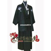 Wholesale Male kimono national clothes men s kimono costumes clothes black