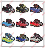 Wholesale Newest arrival Wave Prophecy running shoes hot selling men s and women s brand sports Shoes HK post Wave Prophecy sneaker