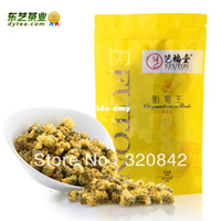 Wholesale 50g bag Chrysanthemum tea Chinese health Flower Tea Improving Eyesight herbal tea