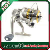 Wholesale SG3000A Fish Reel High Power For Saltwater Freshwater With Ball Gear Foldable Handle Spinning Fishing Fish Reel
