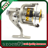 Fish Spin Reel as seen in the picture. High Quality SG4000A(F) Fish Spin Reel 5.1:1 Bait High Power For Freshwater W 6 Ball Gearing Fishing Fish Spinning Reel