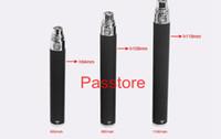 eGo-c Twist Batterie pour cigarette électronique de tension variable 3.2-4.8V 650mAh 900mAh 1100mah pour toutes les séries eGo Kit E cigarette gratuit