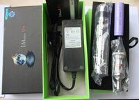 Promocional --- E cig IMotion3 LED exhibición de HD vaporizador atomizador reconstruible Imotion3 LED HD exhibe el atomizador reconstruible artículo inoxidable caliente