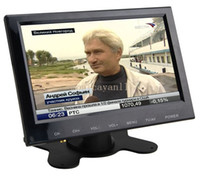Wholesale High quality Super slim inch DVB T digital TV with touch button ISDB Digital TV car dvd video system S666