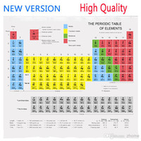 Wholesale FedEx Periodic Table Shower Curtain The Big Bang Theory Shower Curtain Waterproof Bathroom Curtain cm cm