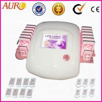 Wholesale Promotion AU professional lipo laser machine nm diode lipo laser lipo laser slimming machine