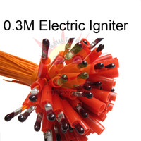 Wholesale FedEX DHL M electric Igniters display igniter ematches electric igniters for fireworks display good quality