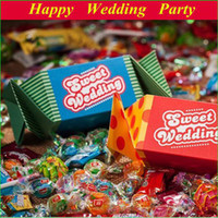 Cheap Favor Boxes Wedding Favor Boxes Best Red Paper candy boxes