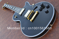Wholesale Custom Shop Newest CUSTOM Guitar black ebony fingerboard electric guitar