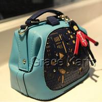 doctor bag - GK Korean Girls Women Ladies Tote Handbag Doctor Bag Shoulder Bag Cross Body BagBG615