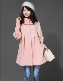 Wholesale Hot Winter Maternity Coat pregnant cotton coat multicolor qjq453