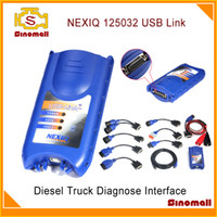 Wholesale Hot sales nexiq pro link NEXIQ USB Link Software Diesel Truck Diagnose Interface diesel engine diagnostics