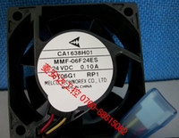 Wholesale New Original For Melco MMF F24ES RP1 DC V A For SJ300 E700 D700 Wire Inverter server fan