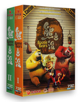 overseas - Factory supply DVD Movies TV series DVD children movies xiong chu mo for overseas Chinese in USA