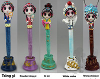 Wholesale Peking Opera penChinese wind characteristics handicrafts