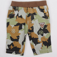 Wholesale D4065 Nova Kids Clothing m y children Boys Camo Casual short pants cotton shorts children beach wear cheap baby summer clothes