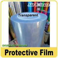 Car interior vinyl for car wrapping - Transparent Protective Film Car Sticker For Car Wrapping Film m roll With Air Bubble Free