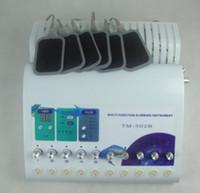 Fat Burning Massager galvanic 1 year Chrismas Promotion Electric Facial Muscle Stimulator TM-502B(01)