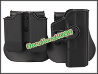Cheap IMI DEFENSE Polymer Retention Polymer Roto Holster Fits Glock 19 9 40 Very Good Quality Holster Fit Glock