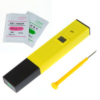 Wholesale Digital PH Meter Tester Water LCD Monitor Aquarium Pen