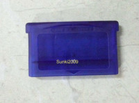 hot video games - Hot selling Video Custom Games for Gameboy Adcance Game Boy Advance GBA dslite games Console