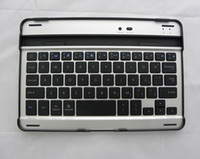 Wholesale Perfect Slim Aluminum Wireless Bluetooth Keyboard Stand Case Dock For iPad mini Factory Offer Directly