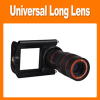 Wholesale MobilePhone Telescope Long Focal Lens for Fixed Focus iPhone Camera x Optical Magnification for MobilePhone Cellphone