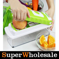 Wholesale Nicer Dicer Plus Vegetables Fruits Dicer Food Slicer Cutter Containers Chopper Peelers
