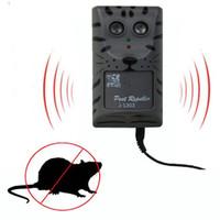 Wholesale J1303 Mouse pest repeller Tiger Cub Brand Mouse Repeller Ultrasonic electronic multifunction detterent pc