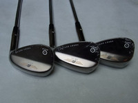 Wholesale 2013 Vokey Golf Wedges Golf Clubs With Steel Shafts Grips Silver Black Gold Colors