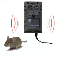 Wholesale J Rat pest repeller Tiger Cub Rat Repeller Ultrasonic electronic multifunction detterent DHL UPS