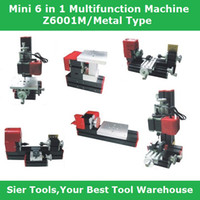 Wholesale Top selling in Mini Lathe Metal Type Combination Lathe