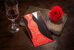 Wholesale cw3072 red most popular feast Invitation card wedding invitations card custom printing any text