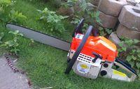 Wholesale 58 cc5900cc yamaha Honda wanda sawing power gas logging saw imports chain easy to launch configuration