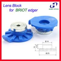 auto lens edger - A40 lens block suction cup mm for BRIOT auto lens edger