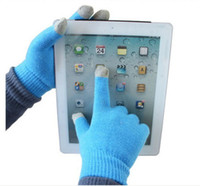 Wholesale New Winter touch gloves capacitive screen conductive gloves pairs