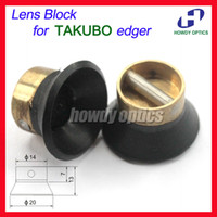 Wholesale mm A36 lens block suction cup for TAKUBO lens edger