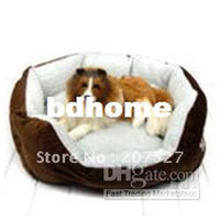 Wholesale DOG PET BED Pet Products great gift for dog cat rabbit Soft FREESHIPING