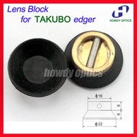Wholesale A37 mm lens block suction cup for TAKUBO lens edger