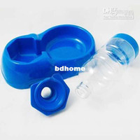 Automatic Feeders & Waterers Ceramic Indoor Wholesale - Pet Dog Cat Automatic Water Dispenser Dish Bowl Feeder