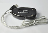 Wholesale Hot New Easy Plug and Play Guitar Link to USB Interface Cable for PC