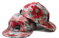 Wholesale QWER5 Huf hemp leaf maple leaves sport sun baseball cap snapback men caps hats women hat